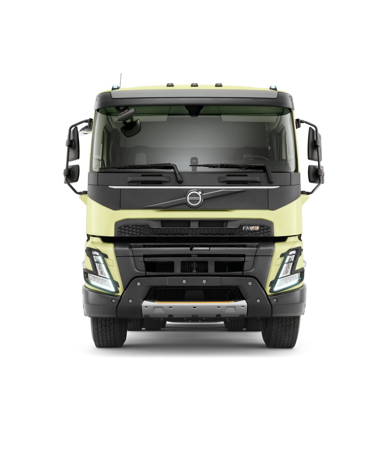 Volvo trucks buying FMX